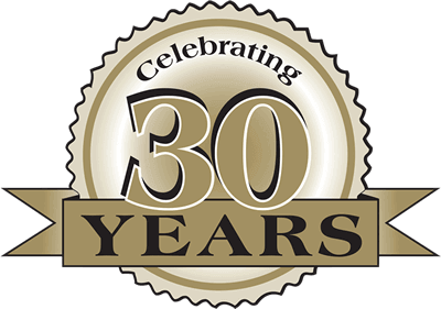Celebrating 30 years in the Foundation Repair Business